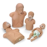Zestaw fantomów SANI CPR Family Pack